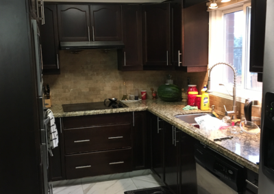 KItchen Cabinets Before1